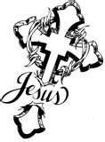 cross: Tattoo Ideas, Tribal Design, Barb Wire Tattoos, Tattoos Designs, Cross Tattoo Designs, Tattoo Flash Art, Celtic Cross Tattoos, Christian Cross Tattoos, Christian Tattoo
