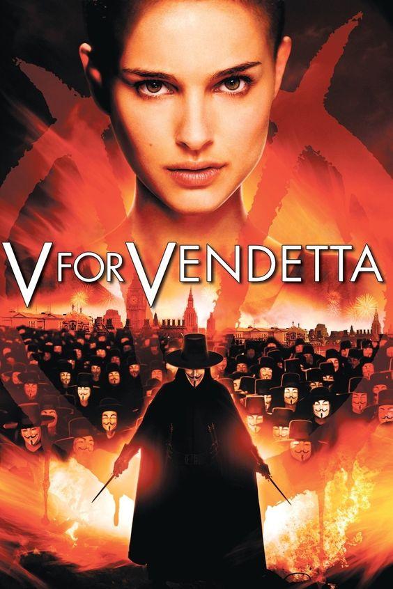 V for Vendetta Full Movie. Click Image to Watch V for Vendetta (2005)