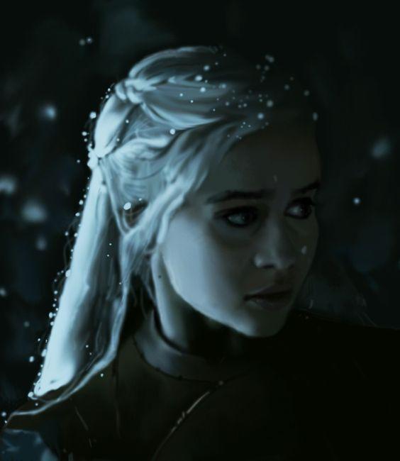 Daenerys Targaryen by hellgenocid.deviantart.com on @deviantART