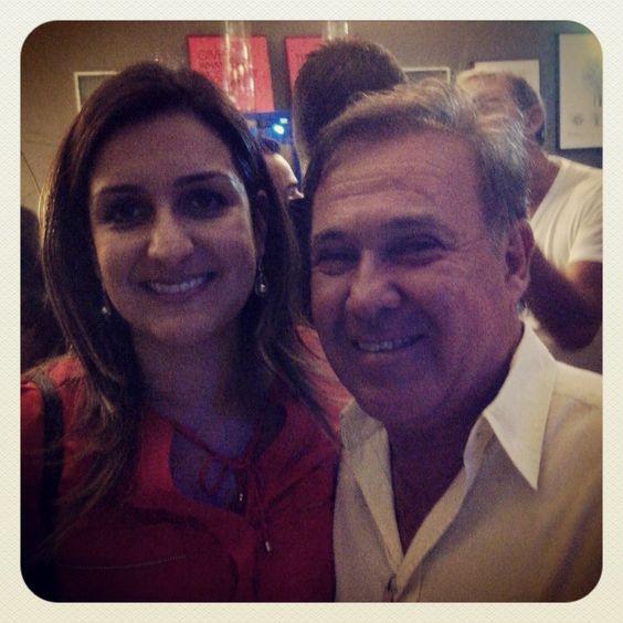 Com José Carlos da SCA na Festa da Abraccio Jundiaí,28/01/14