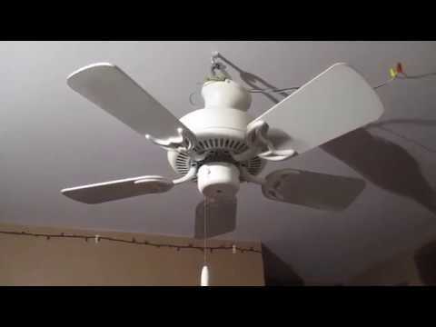 Unknown Hugger Ceiling Fan Made By Halsey With Broken Blade Remake Youtube Hugger Ceiling Fan Ceiling Fan Broken Blade