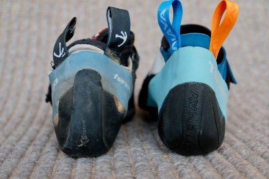 Climbing shoe review: Tenaya Mastia