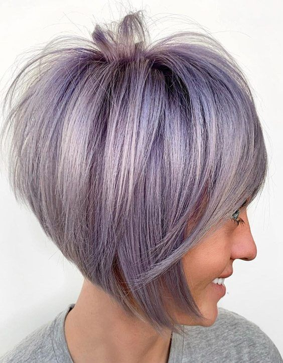 Pretty Style Of Short Bob Haircuts Images For 2020 Bobs Haircuts Hair Styles Short Bob Haircuts
