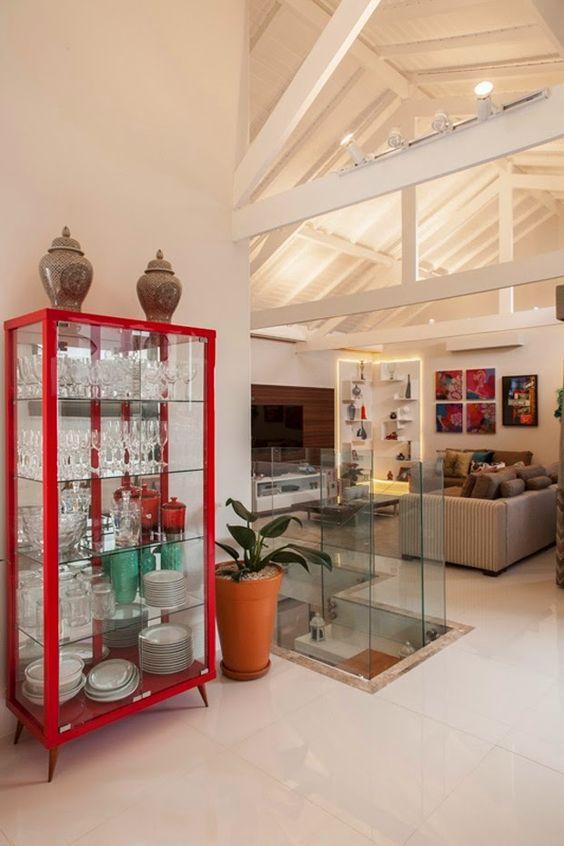 A Casa da Sheila: Decoração com muita cor e descontração!!