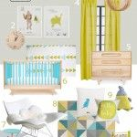Neutral Colors for Baby Nursery: Modern Inspiration