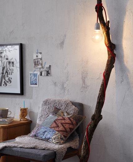 lampen on pinterest. Black Bedroom Furniture Sets. Home Design Ideas