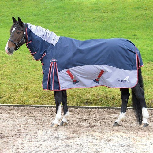 Turnout Rugs Neck Covers Derby