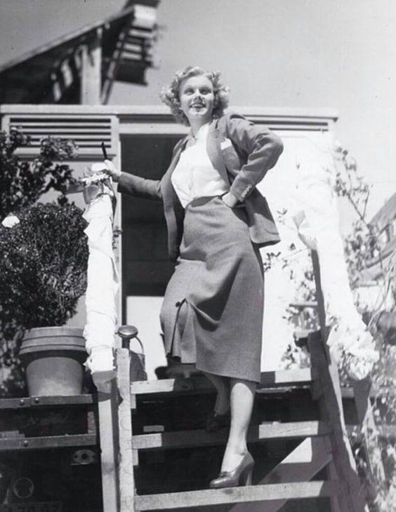 Jean Harlow - 1936