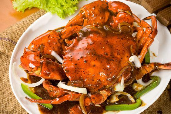 Resep Kepiting Lada Hitam - Mau tahu panduan cara membuat resep kepiting lada hitam yang paling gurih dan super pedas, makanya masuk sini.