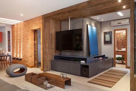 Apartamento Surfe - Galeria de Imagens | Galeria da Arquitetura