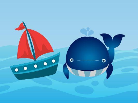 قصة يونس و الحوت قصص الانبياء للاطفال Crafts For Kids Outdoor Decor Crafts