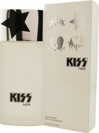 Kiss Her By Kiss For Women, Eau De Parfume Spray, 3.4-Ounce Bottle    Price: $9.35