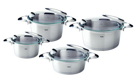Fissler 016-120-04-000/0 - Batería de cocina (4 piezas) EUR 419,91