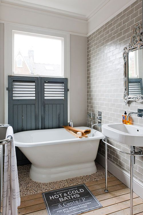 Kleine Open Badkamer ~ kleine badkamer victoriaanse woning jpg 500?752 pixels  Badkamer