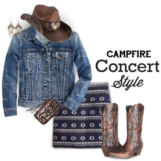 Campfire Concert Style