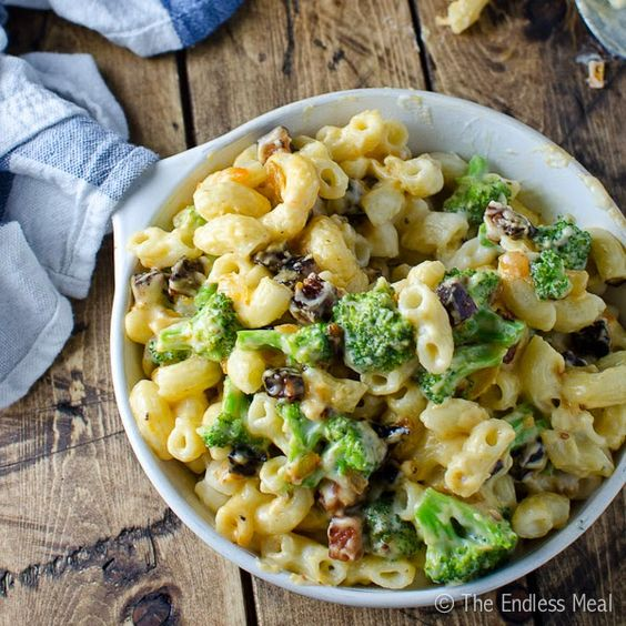 Kusina Master Recipes: Broccoli and Chorizo Macaroni and Cheese