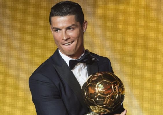 Cristiano Ronaldo already has his eye on more major honours after being crowned the world's best player for the third time.