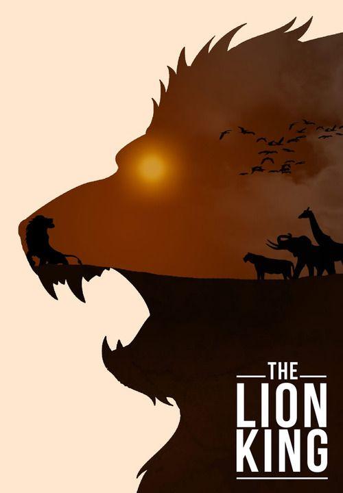 Lion King Art #LionKing #TLK #art #sun #animals #PrideLands #lion