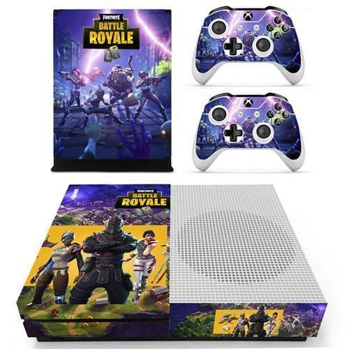 Xbox One Vinyl Skin Sticker Cover For Xbox System Console And