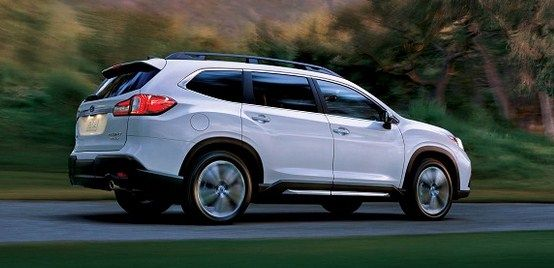 2020 Subaru Ascent Release Date And Price Mobil
