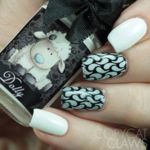 Esmaltes da Kelly- Animals- Dolly