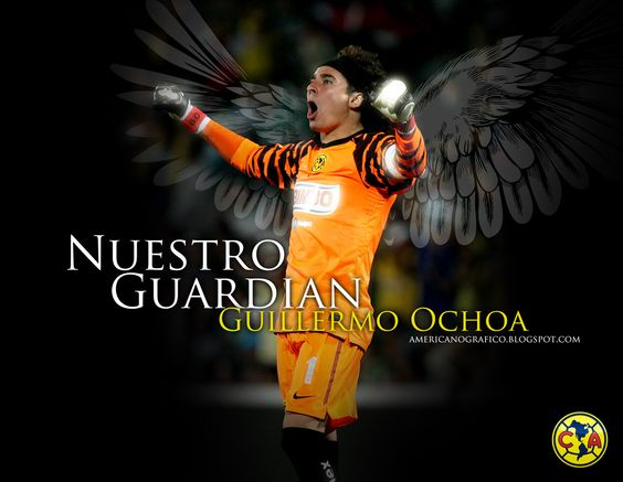 Pin by abraham marin on futbol pinterest wallpapers - Guillermo ochoa wallpaper ...