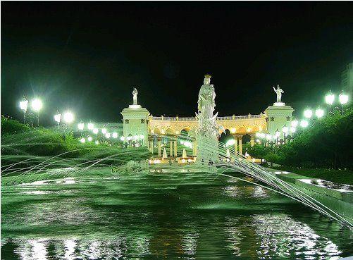 Monumento de la Chinita en Maracaibo.