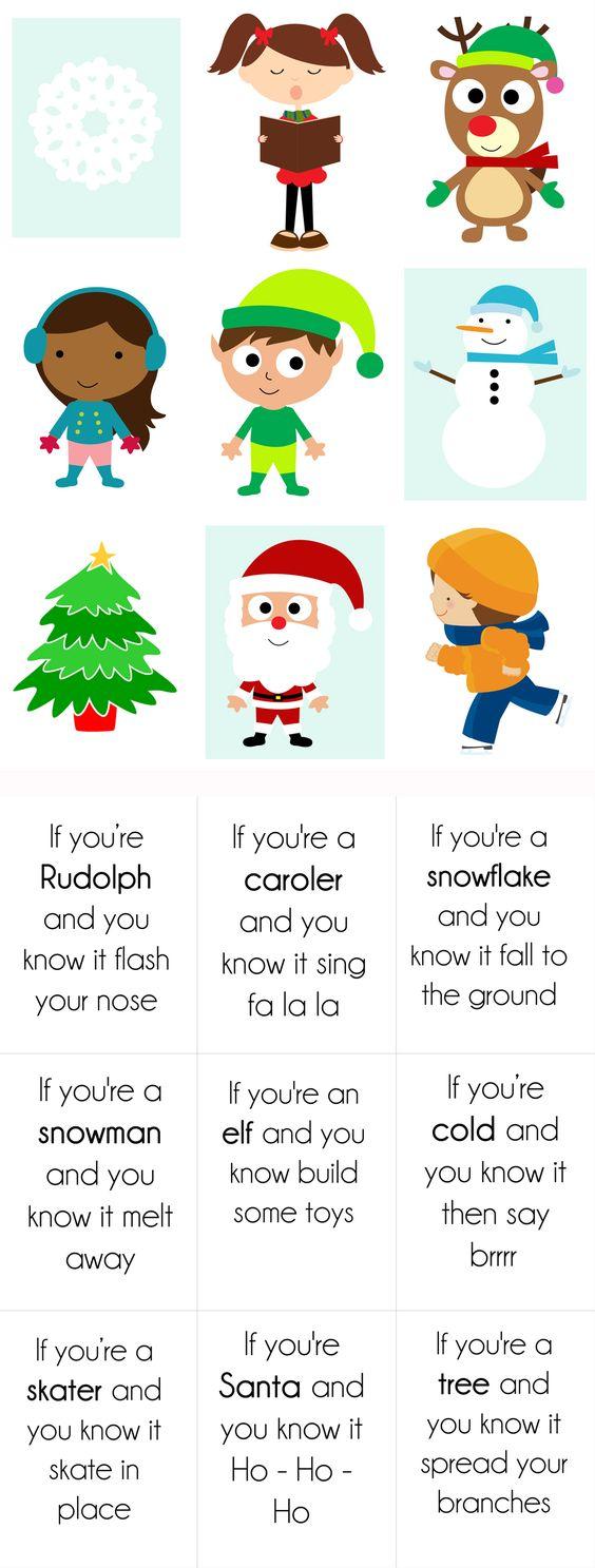 preschool christmas program ideas happy songs and primary singing time on 160