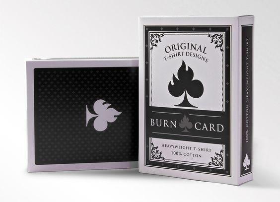 burn cards-t-shirts