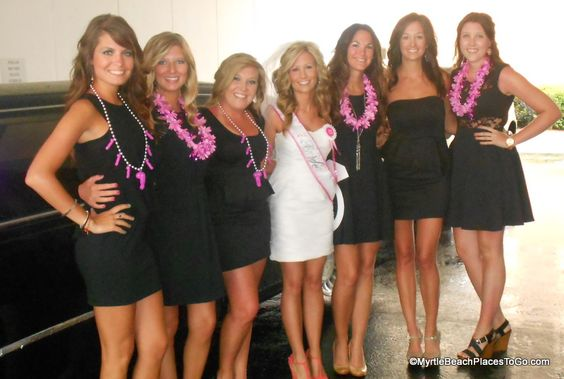 Bachlorette Party in Myrtle Beach