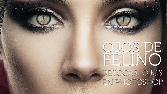 Retocar Ojos en Photoshop - Crea ojos de impacto