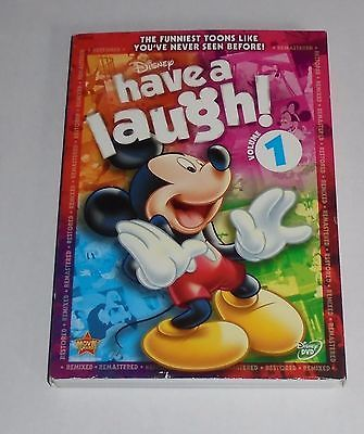 awesome Disney Have a Laugh Vol. 1 (DVD 2010) Children & Family Movie Mickey Mouse - For Sale View more at http://shipperscentral.com/wp/product/disney-have-a-laugh-vol-1-dvd-2010-children-family-movie-mickey-mouse-for-sale/