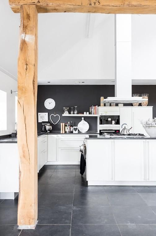 25 small kitchen ideas that make a big difference   grijs, kleine ...