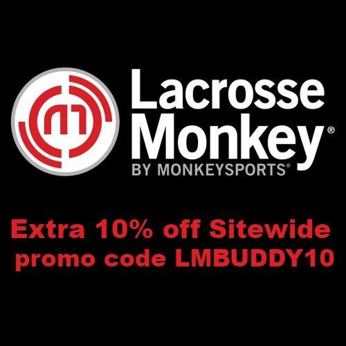 Lacrosse Monkey Offers A Best Price Guarantee In 2020 Baseball Monkey Hockey Equipment Goalie Gear