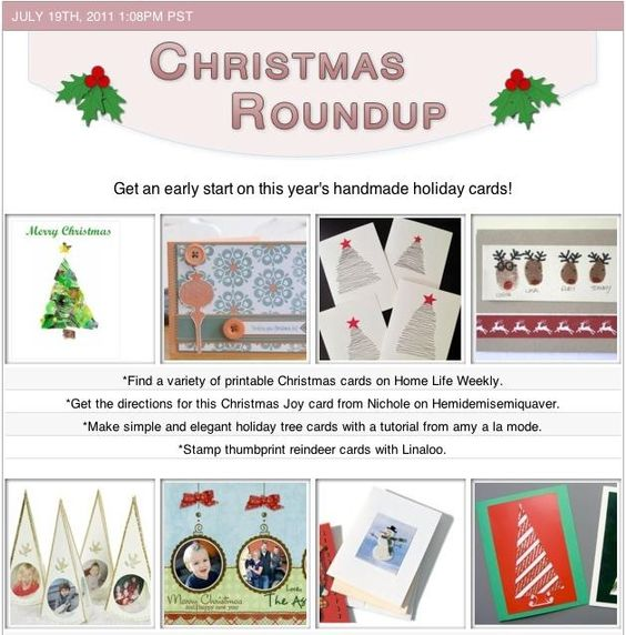 Projects for Crafters Who Plan Ahead for Christmas