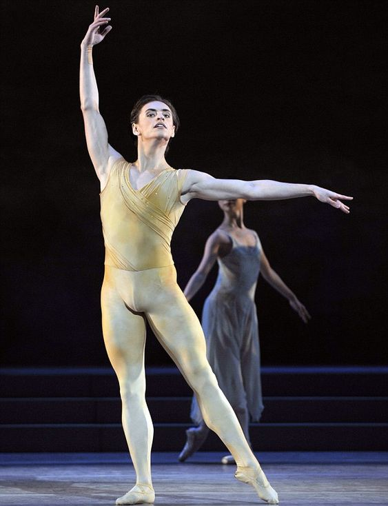 Shock: Sergei Polunin announced his resignation from the Royal Ballet Company this week