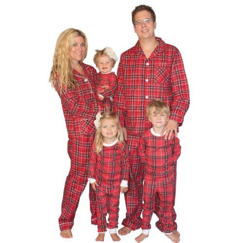 15% Off was $27.00, now is $22.95! Plaid Family Matching Flannel ...