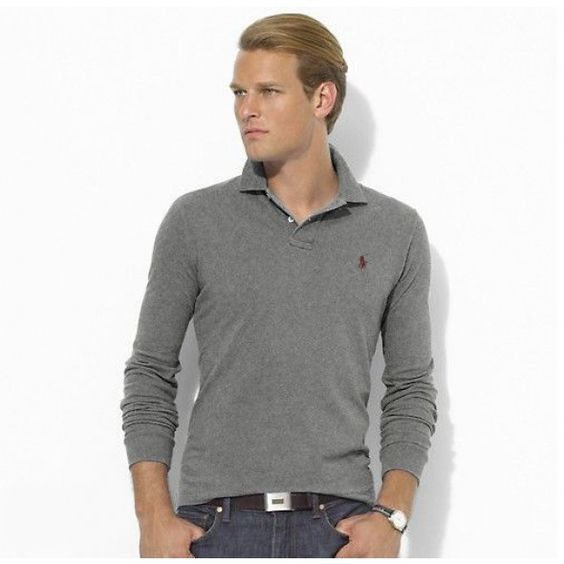 Ralph Lauren Long Sleeved outlet $34.35.