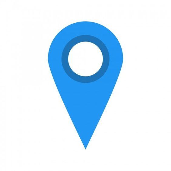 موقع أيقونات موقع رمز ايقونة الخريطة رمز علامة دبوس رمز المكان رمز موقعك علامة دبوس مكان أيقونة توضيح رمز الرسم خط Location Icon Marker Icon Vector Icons Free