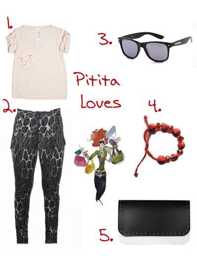 PITITA LOVES