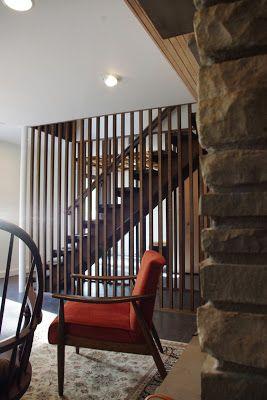 floor to ceiling rails   stairs   Pinterest   Ceilings ...