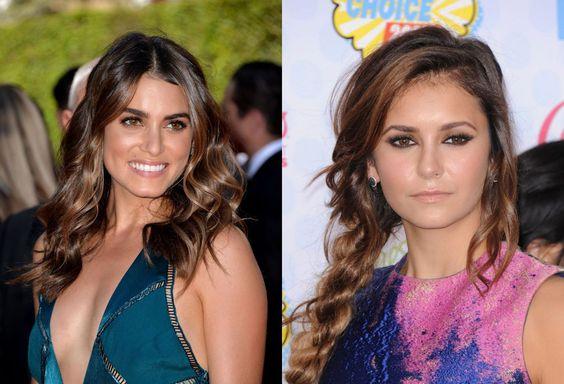 Nikki Reed / Nina Dobrev : deux belles brunes qui ont fait craquer Ian Somerhalder...