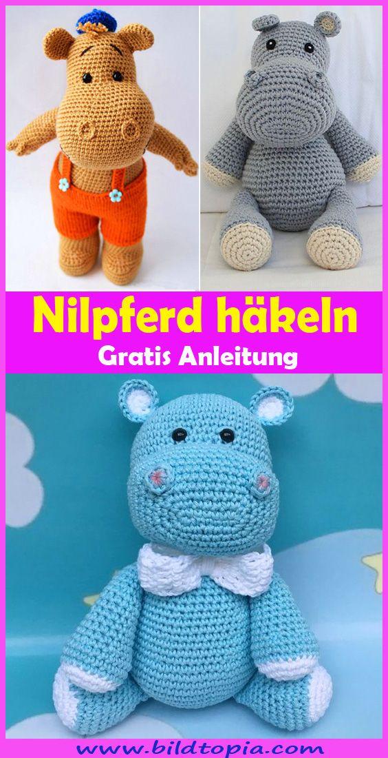 Amigurumi Deutsch Anleitung häkeln Pattern Bär Teddy Kinder ... | 1100x564