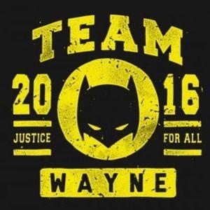 TeeFury: Team Wayne