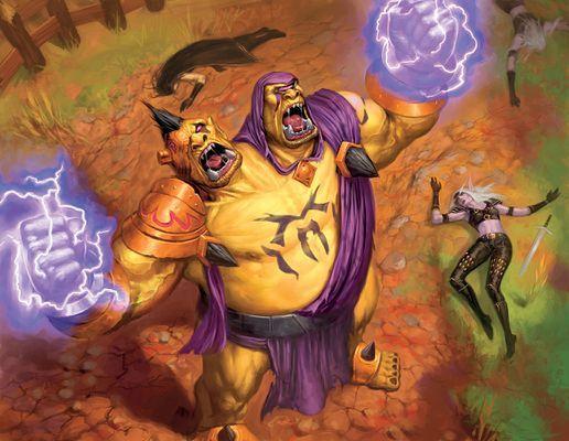Ogre Magi - Hearthstone Wiki | Art, Concept art characters, Hearthstone  heroes of warcraft