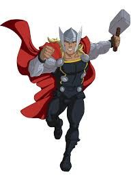 Image result for thor printable character