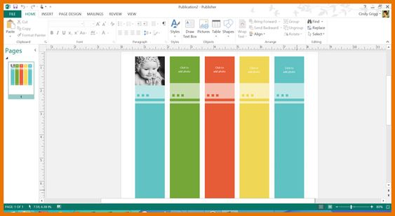 Bookmark Template Publisher - http\/\/wwwvalery-novoselskyorg - resumetemplates org