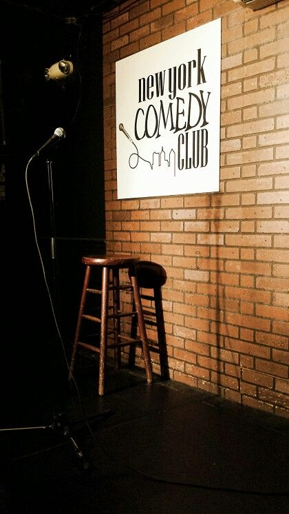 Stand up | New York Comedy Club | Coffee + Champagne | #CCPrettyPictures #NYC #comedy