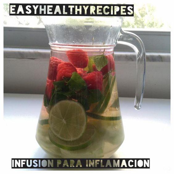 Infusión antiflamatoria https://youtu.be/gR7IpdxIsw0