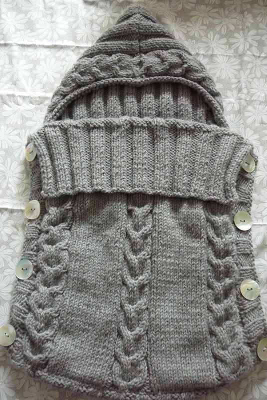 Bevorzugt Dans tous les patron tricot nid d ange bébé gratuit de notre choix  OV43